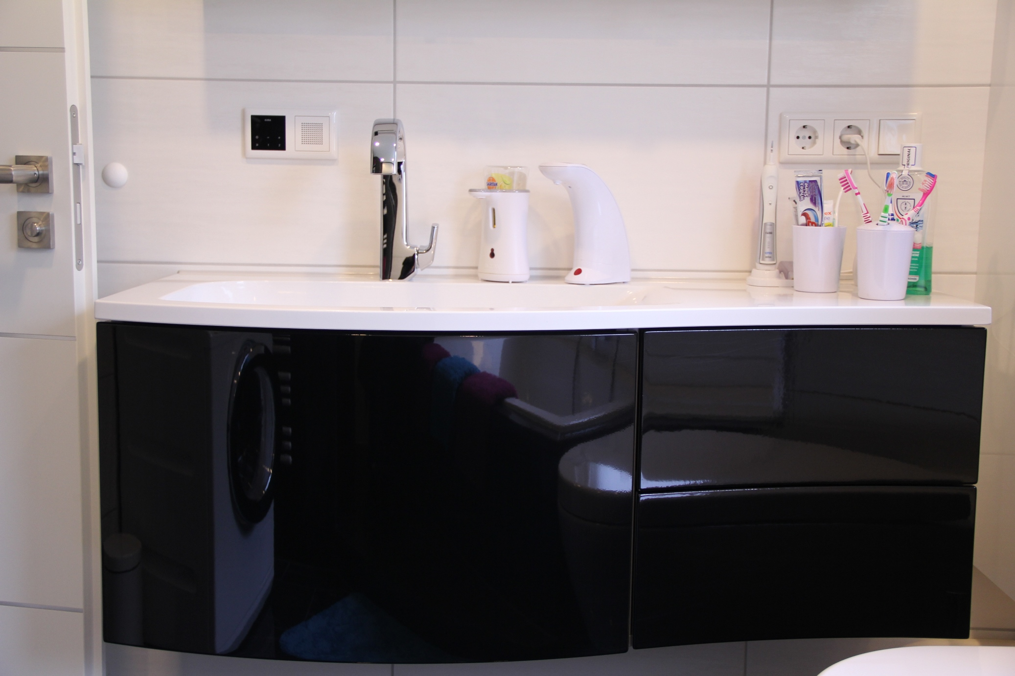 badezimmer lautsprecher. Black Bedroom Furniture Sets. Home Design Ideas